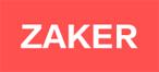 myzaker logo .shop domain media