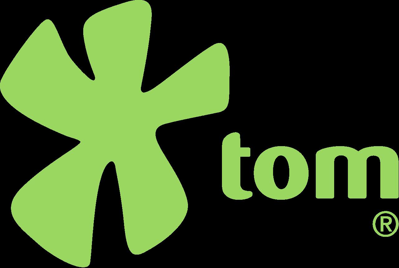 tom logo .shop domains media
