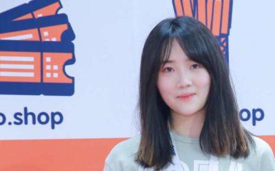 【.shop团队】精通多国语言的中国区经理——缪舒瑾